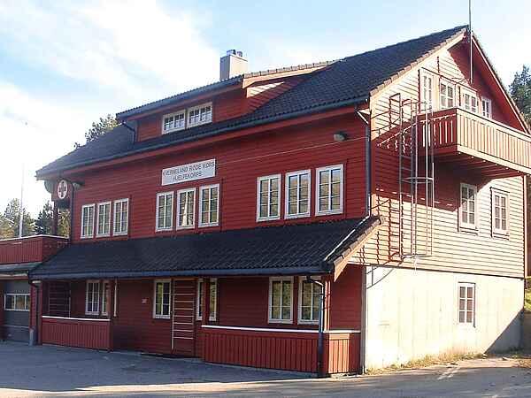 Sommerhus i Frafjord
