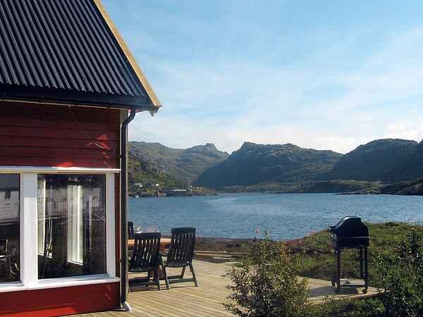 Casa de vacaciones en Lofoten