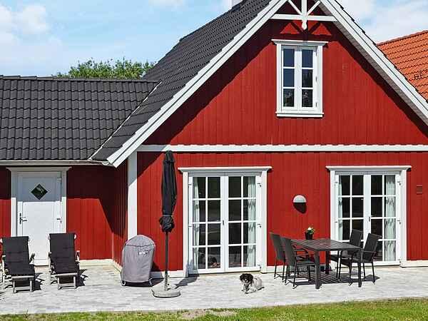 Ferienhaus am Blåvand Strand