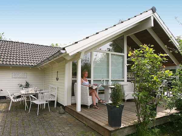 Sommerhus ved Munkerup Strand