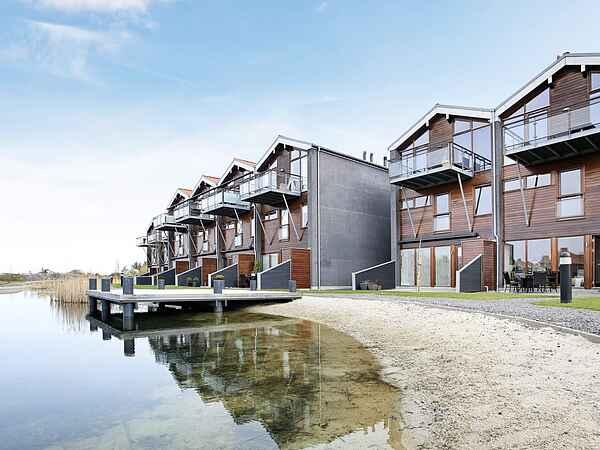 Vakantiehuis in Bogense Strand Feriecenter