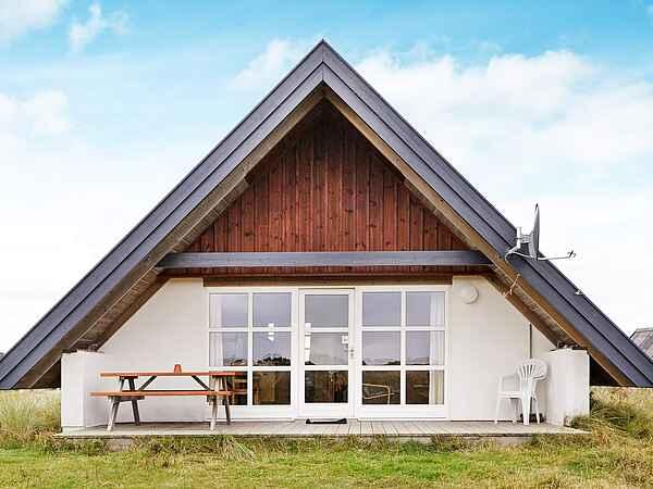 Sommerhus i Holmsland Klitby