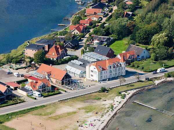 Apartment in Hejlsminde Strand