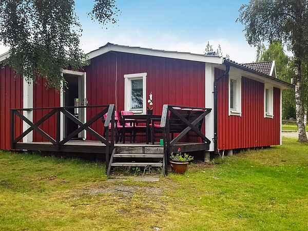 Sommerhus i Värnamo Ö