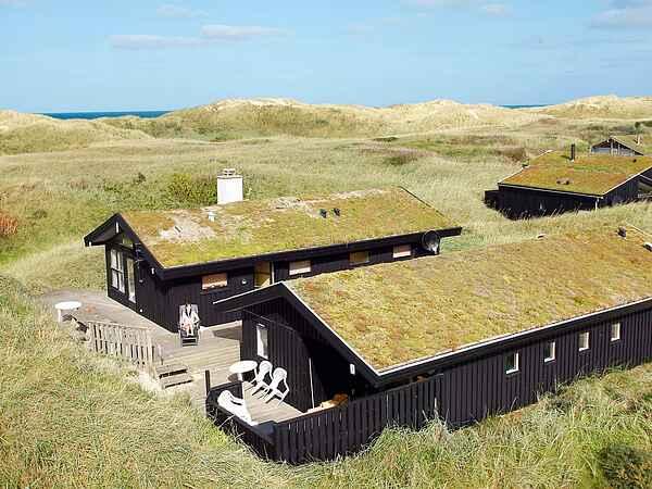 Sommerhus ved Rødhus Strand