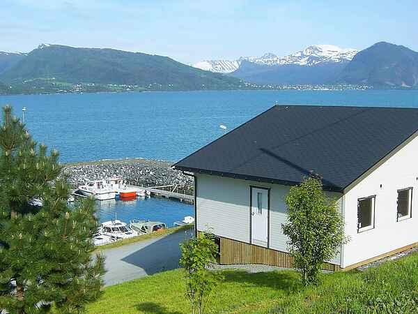Casa de vacaciones en Lauvstad