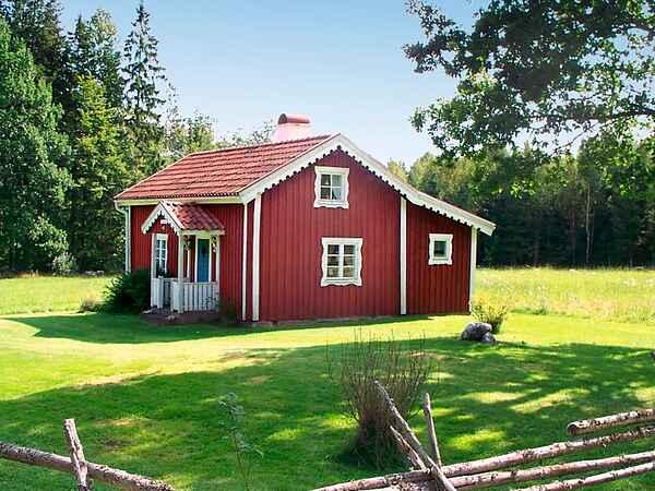Casa de vacaciones en Lessebo S