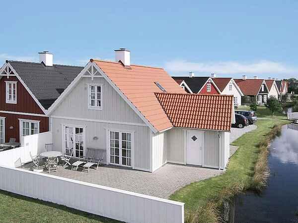 Semesterbostad vid Blåvand Strand