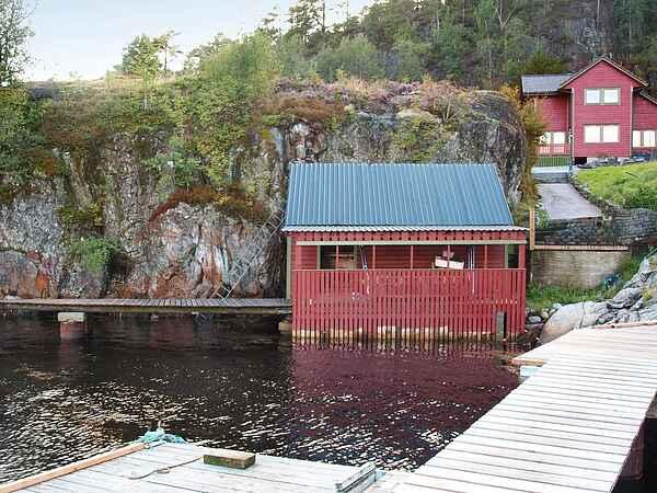 Sommerhus i Hosteland