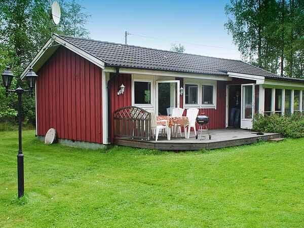 Holiday home in Svenljunga Ö