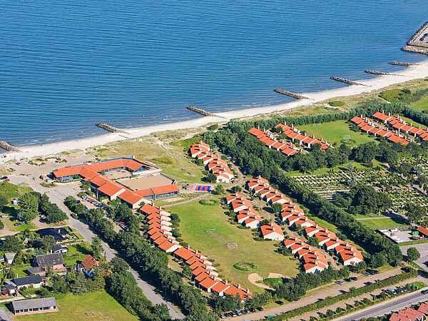Appartement in Feriecenter Sæby Søbad
