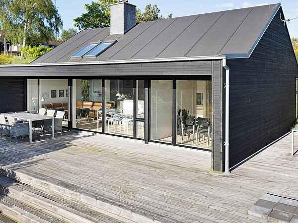 Holiday home in Fuglsø Strand
