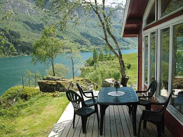 Casa de vacaciones en Stryn