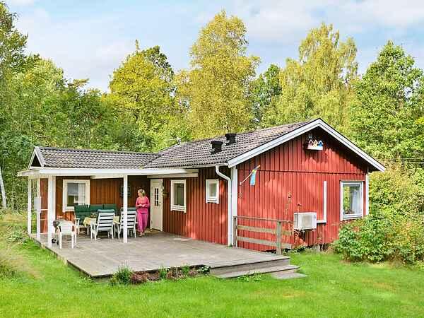 Casa de vacaciones en Karlshamn N