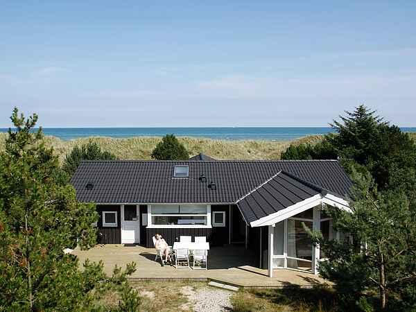 Holiday home in Napstjært Strand
