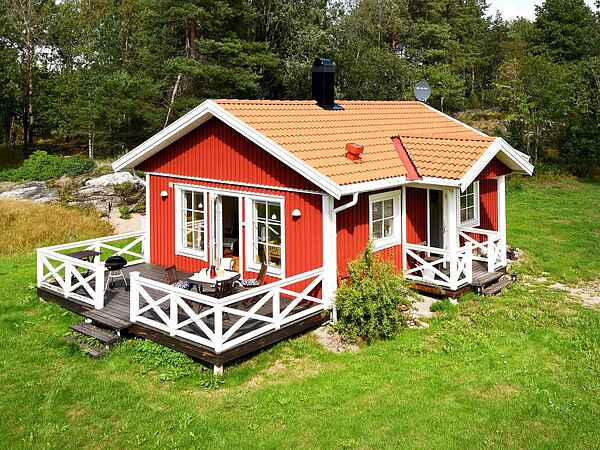 Casa de vacaciones en Orust V