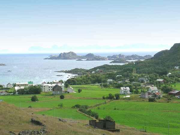 Maison de vacances en Lofoten