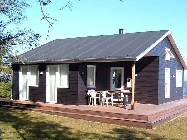 Casa de vacaciones en Harboøre