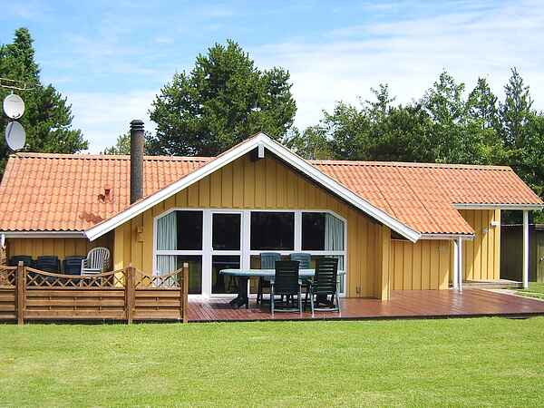 Holiday home in Skovmose