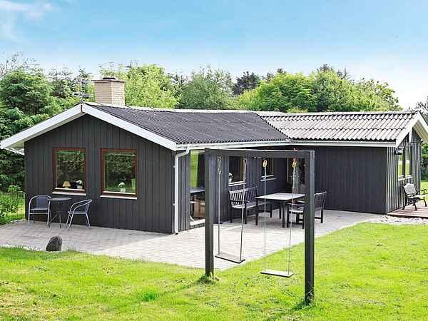 Casa de vacaciones en Nr Lyngby Strand