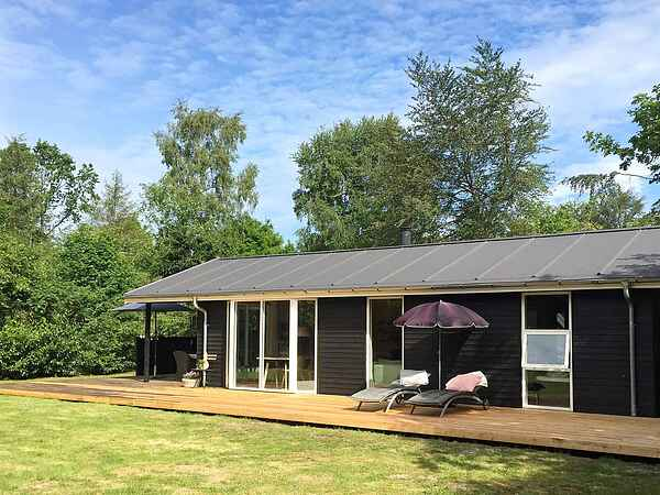Holiday home in Fjellerup Strand