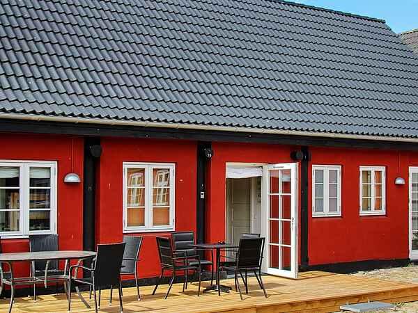 Casa de vacaciones en Aakirkeby