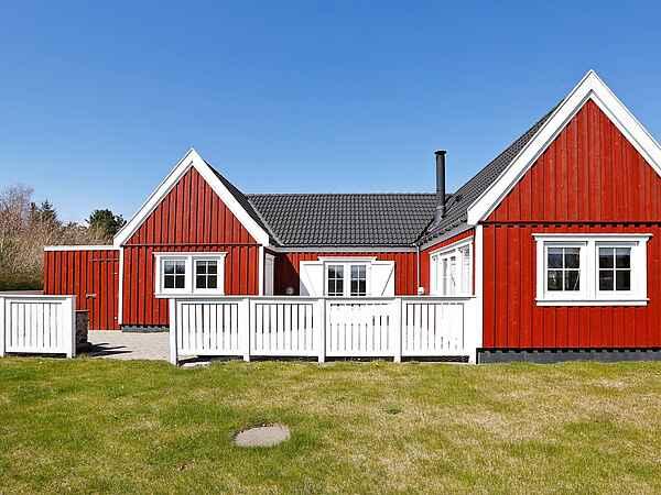 Casa de vacaciones en Vejby Strand