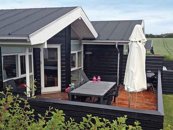 Sommerhus ved Dageløkke Strand