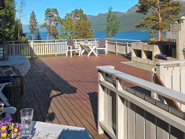 Holiday home in Ranvik