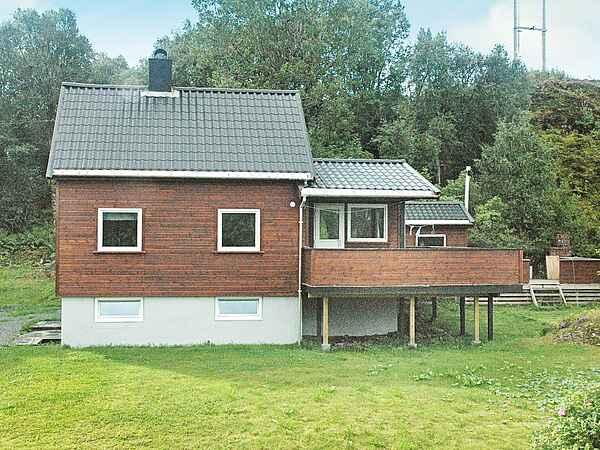 Casa de vacaciones en Vevang