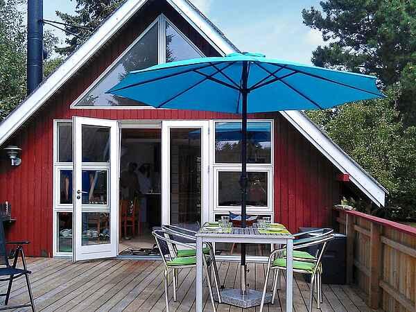 Sommerhus ved Albuen Strand