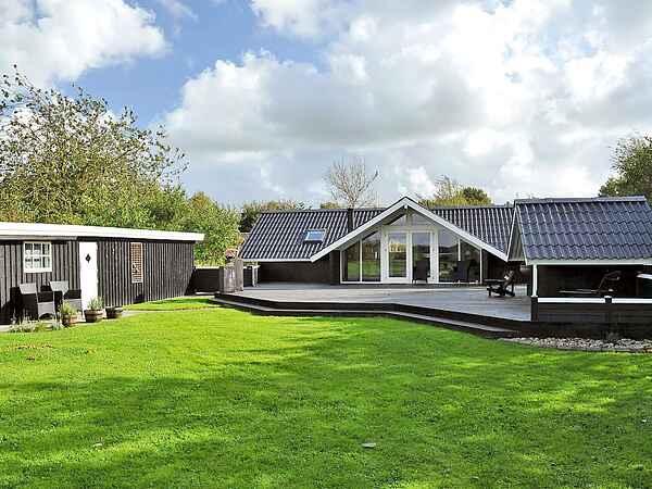 Vakantiehuis in Kvie Sø