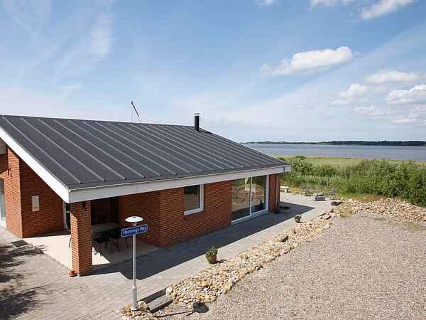 Sommerhus i Skibsted Fjord