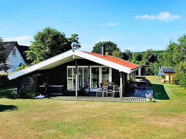 Sommerhus i Råbylille