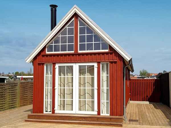 Casa de vacaciones en Karrebæksminde