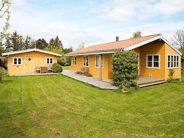 Casa de vacaciones en Bogø