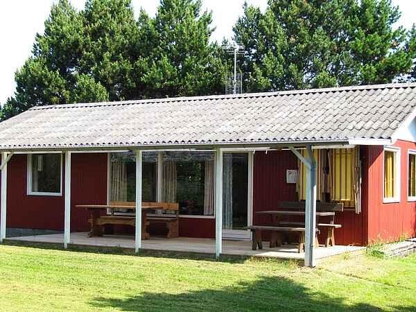 Sommerhus ved Kramnitze Strand