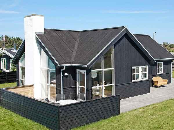 Sommerhus ved Løkken Strand