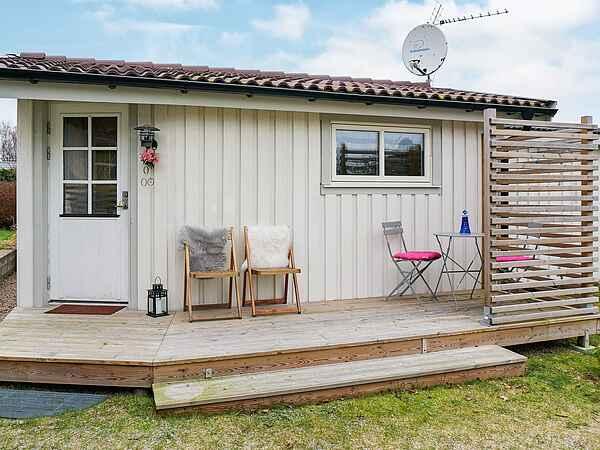 Holiday home in Skrea-Herting-Hjortsberg