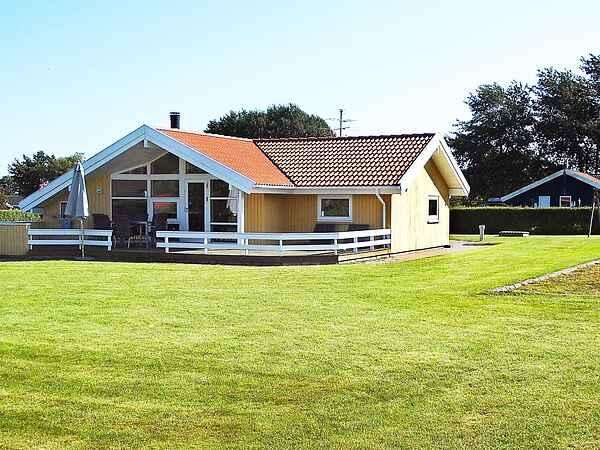 Semesterbostad vid Købingsmark Strand