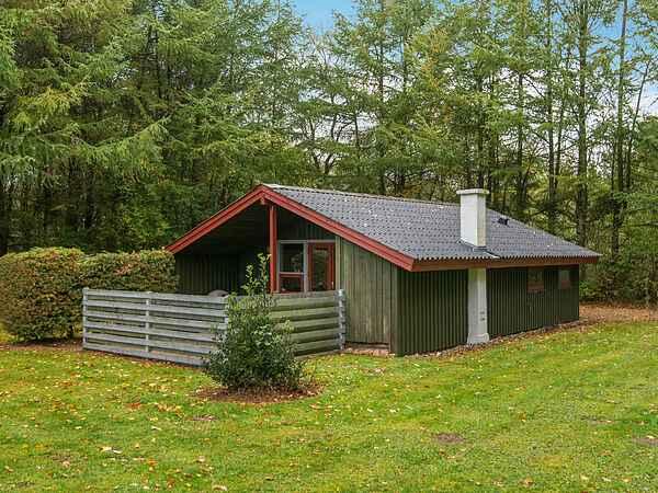 Casa de vacaciones en Arrild Ferieby