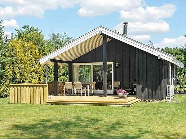 Ferienhaus in Kvie Sø