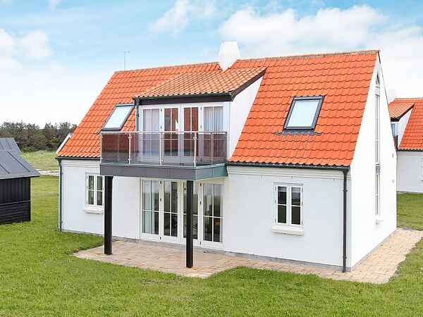 Casa vacanze in Nr Lyngby Strand