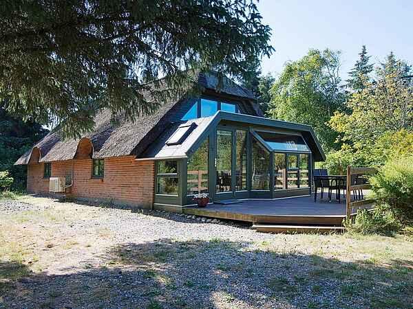 Ferienhaus in Lodbjerg Hede