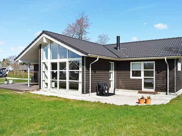Ferienhaus am Øster Hurup Strand