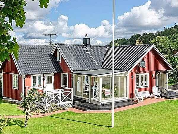 Holiday home in Halmstad V