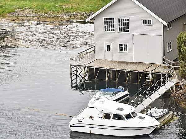 Sommerhus i Åkvika