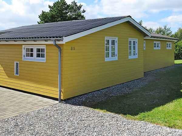Casa de vacaciones en Toftum Bjerge