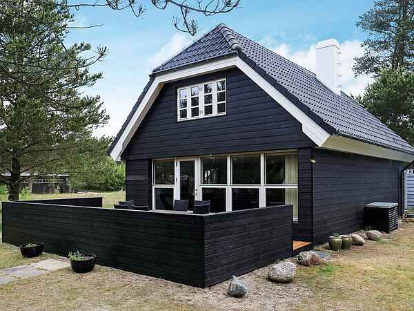 Holiday home in Mosevrå