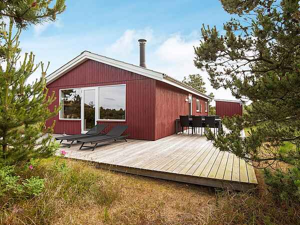 Holiday home in Bolilmark